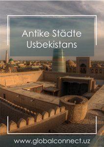 Antike Städte Usbekistans