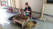 Papierfabrik Samarkand Meros