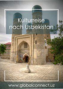 Kulturreise nach Usbekistan