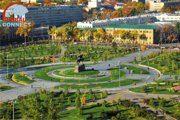 Amir Temur Monument 3