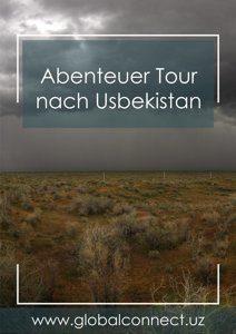 Abenteuer Tour nach Uzbekistan