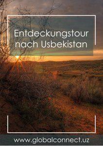 Entdeckungstour nach Usbekistan