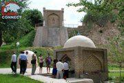 Mausoleum of St. Daniel, Samarkand3