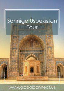 Sonnige Usbekistan